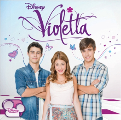 descargar canciones de violetta disney channel