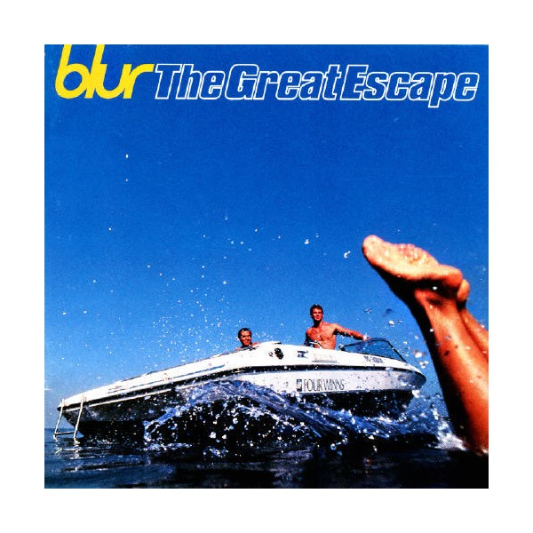 The Music Store - Blur The Great Escape CD Importado