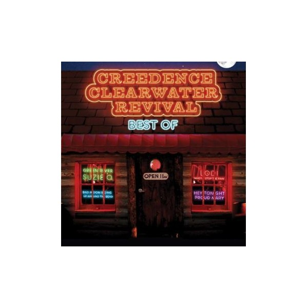 the music store creedence clearwater revival best of edicion especial 2 cd. Black Bedroom Furniture Sets. Home Design Ideas