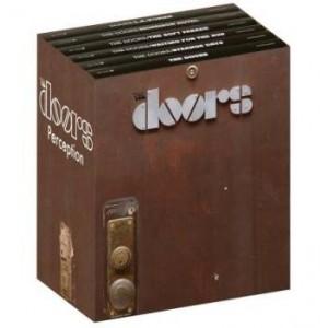 The Music Store The Doors Perception Box Set 6 Cd 6 Dvd