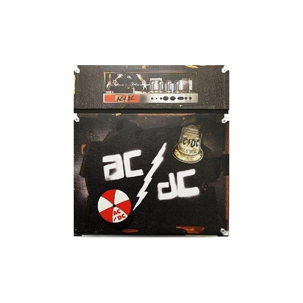 the music store ac dc backtracks deluxe collector 39 s edition 3 cd 39 s 2 dvd 39 s lp libro. Black Bedroom Furniture Sets. Home Design Ideas