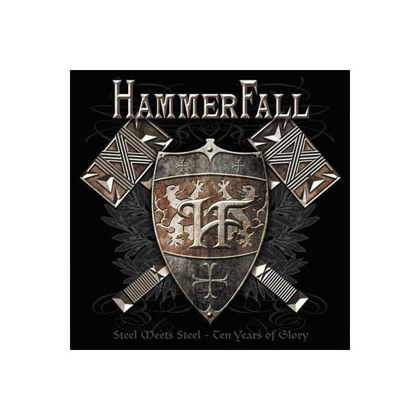 The Music Store - Hammerfall Steel Meets Steel Ten Years Of Glory 2 CDs