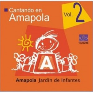 The music store cantando en amapola amapola jardin de for Amapola jardin de infantes palermo