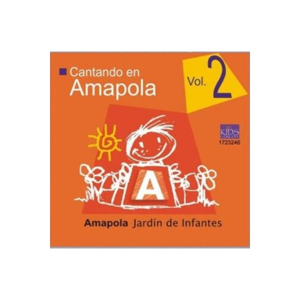 the music store cantando en amapola amapola jardin de