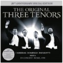 Carreras Domingo Pavarotti The Original Three Tenors 20th Anniversary Special Edition CD + DVD