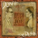 Joe Bonamassa / Beath Hart Dont Explain CD