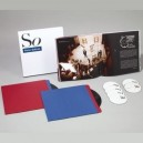 Peter Gabriel So (25th Anniversary Box) CD + DVD + LP Vinilo