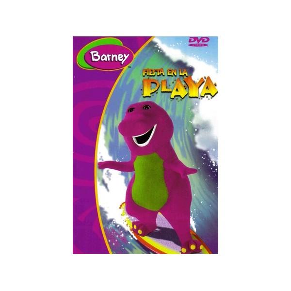 Barney Fiesta En La Playa Vol.12 DVD