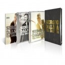 Sergio Dalma Todo Via Dalma Box Set 2 CD + 2 DVD