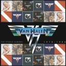 Van Hallen The Studio Albums 1978-1984 Box Set Importado 6 CDs