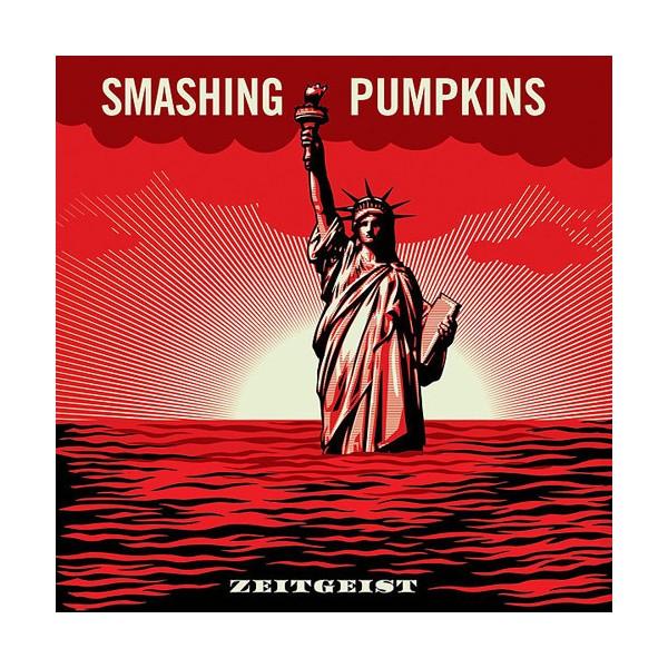 Satan Doomsday Clock 7 Black 8 99: Smashing Pumpkins Zeitgeist CD